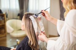 How to bleach your hair safely during pregnancy.