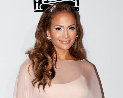 Actress / Singer Jennifer Lopez arrives at the FOX 2011 Golden Globes after party at 9900 Wilshire Blvd on January 16, 2011 in Beverly Hills, California.