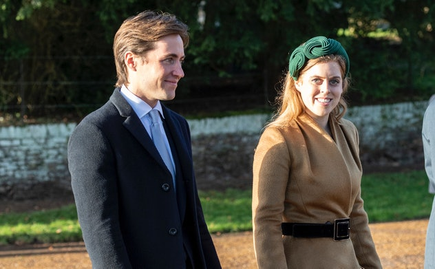 Princess Beatrice is going to be a mom.
