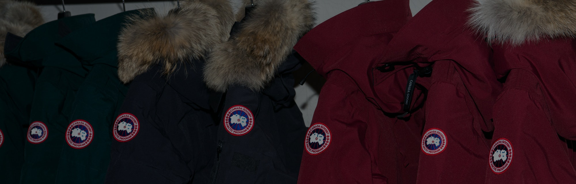NEW YORK, NY - NOVEMBER 16:  A view inside Canada Goose's U.S. flagship store on November 16, 2016 in New York City.  (Photo by Noam Galai/WireImage)