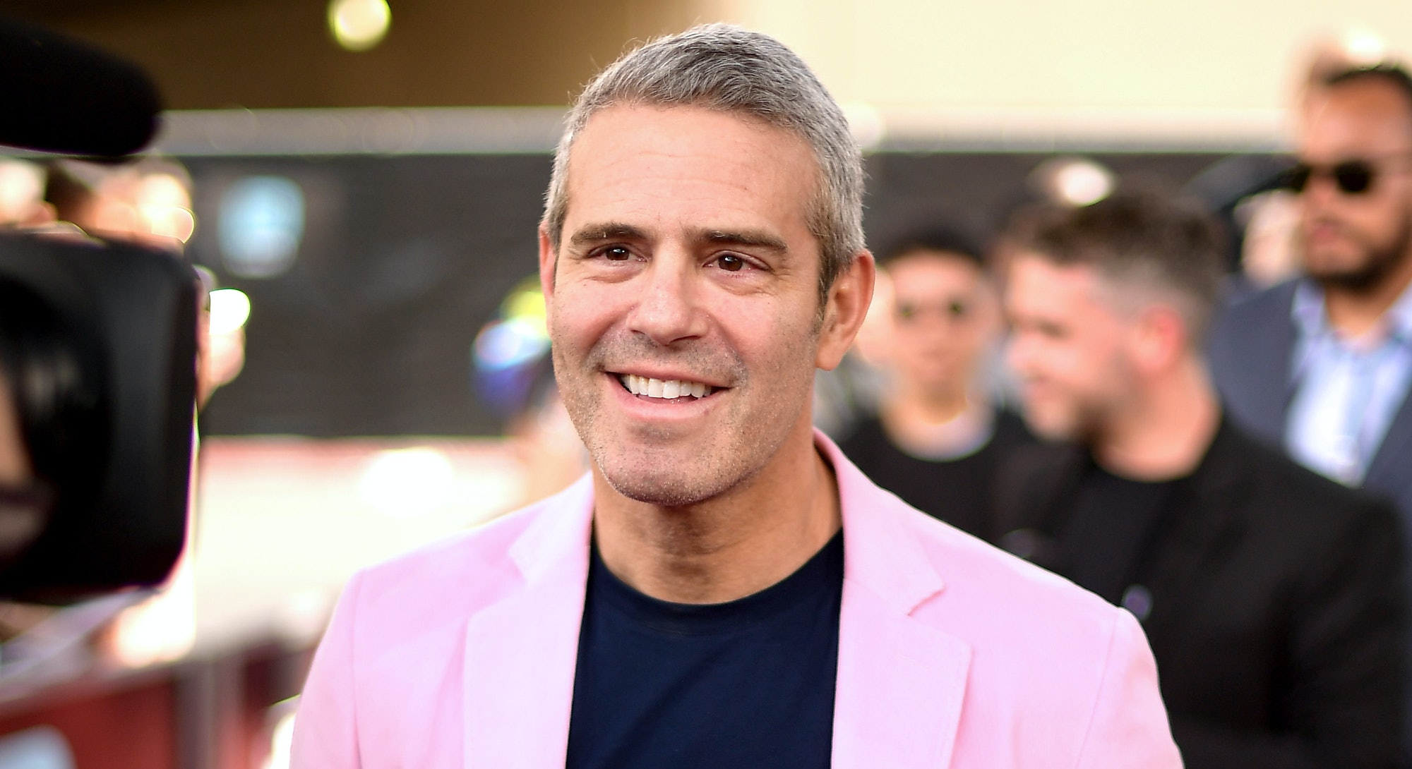 LAS VEGAS, NV - MAY 20:  TV personality-producer Andy Cohen attends the 2018 Billboard Music Awards ...