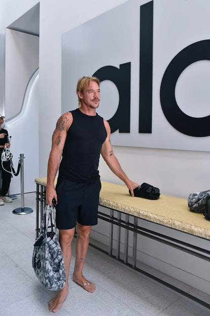 LOS ANGELES, CALIFORNIA - JUNE 22: Diplo attends Day 1 at Alo House on June 22, 2021 in Los Angeles, California. (Photo by Stefanie Keenan/Getty Images for Alo Yoga)