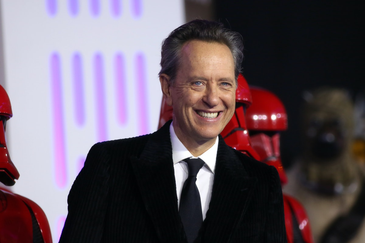 Richard E. Grant has been cast in 'Loki' and could totally pass for an elder version of the characte...