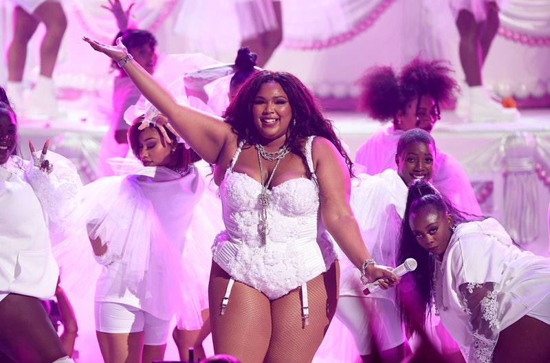 The best songs about love include a Lizzo hit. (Photo by Kevin Winter/Getty Images)