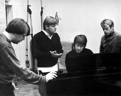 """The Beach Boys' """"God Only Knows"""" is one of the best love songs. (Photo by Michael Ochs Archives/Gett..."""
