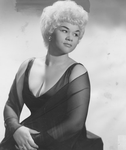 The best songs about love include an Etta James hit. (Photo by Afro American Newspapers/Gado/Getty I...
