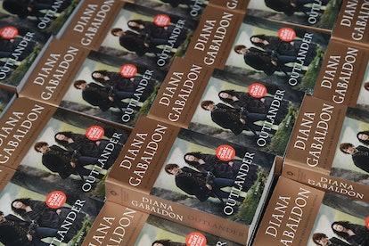 Outlander book copies