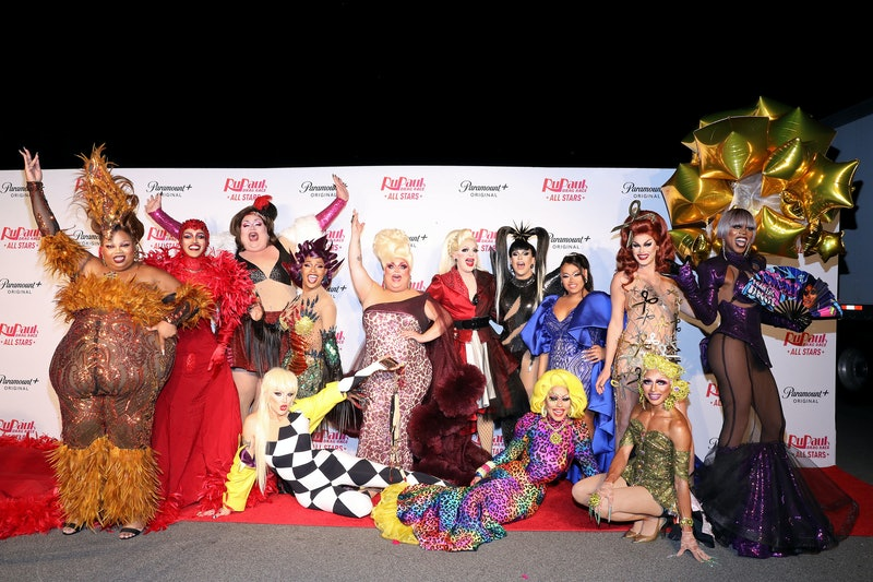'RuPaul's Drag Race All Stars' Season 6 Queens React To The Series' Move To Paramount+.