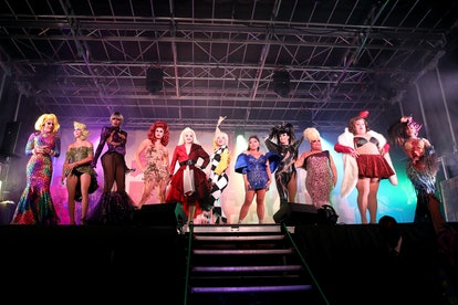 RuPaul's Drag Race All Stars Season 6 Queens React To The Series' Move To Paramount+. Photo via Moni...