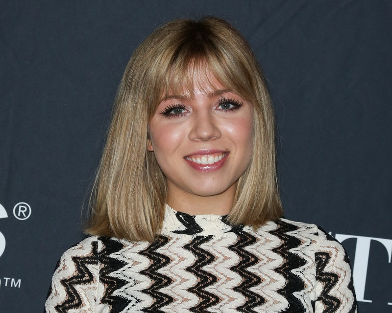 'iCarly' star Jennette McCurdy attends Star Magazine's Scene Stealers party at The W Hollywood on October 22, 2015 in Hollywood, California.