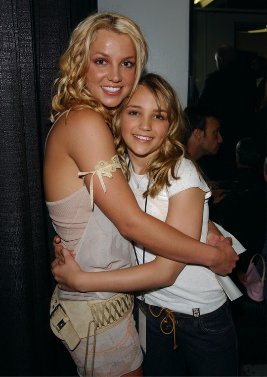 Jamie Lynn Spears supports her sister Britney's bid to end conservatorship.