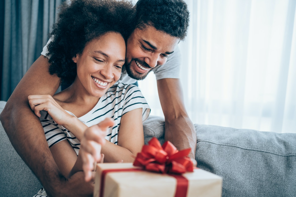 It doesn't have to be awkward if you don't like a gift your husband or partner gave you.