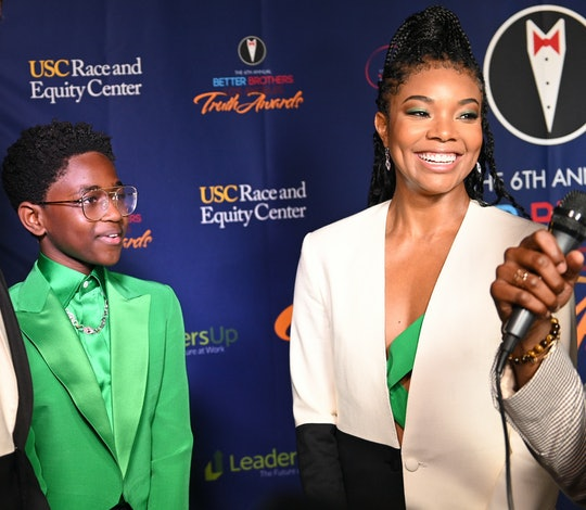 Gabrielle Union-Wade and Zaya refer to '10 Things I Hate About You' movie in sweet video posted on Instagram June 1.
