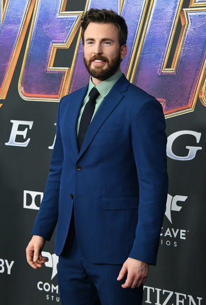 Some fans think Chris Evans could return as Steve Rogers in 'Loki.' Photo via Getty Images