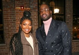 CHICAGO, ILLINOIS - FEBRUARY 15: Gabrielle Union and Dwyane Wade attend Stance Spades At NBA All-Star 2020 at City Hall on February 15, 2020 in Chicago, Illinois. (Photo by Johnny Nunez/Getty Images for Stance)