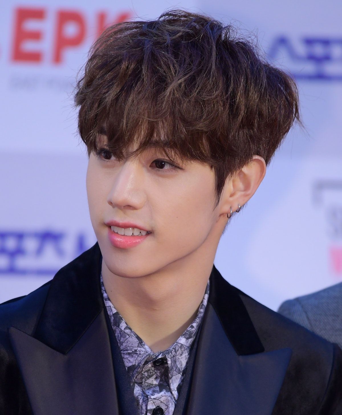 SEOUL, SOUTH KOREA - JANUARY 19: Mark of GOT7 attends 26th High1 Seoul Music Awards at Jamsil Arena on January 19, 2017 in Seoul, South Korea. (Photo by The Chosunilbo JNS/Imazins via Getty Images)