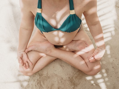 Tanning during pregnancy is not safe, experts say.