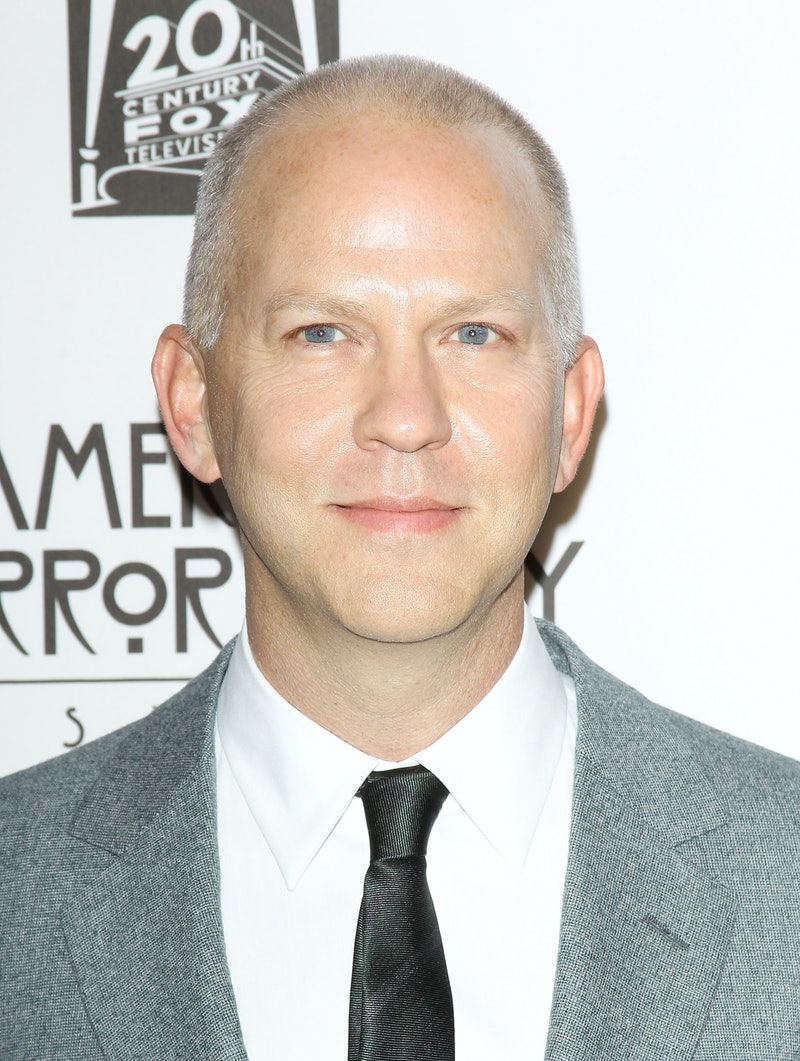 """HOLLYWOOD, CA - OCTOBER 13:  Ryan Murphy arrives at the Los Angeles premiere of """"American Horror Story: Asylum"""" held at Paramount Studios on October 13, 2012 in Hollywood, California.  (Photo by Michael Tran/FilmMagic)"""