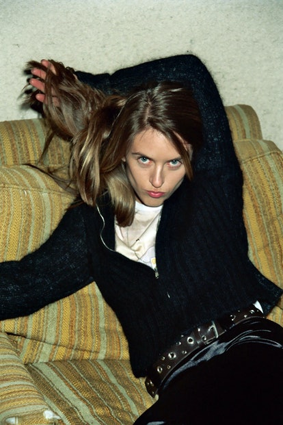 Liz Phair during KROQ Almost Acoustic Christmas, 1994 in Los Angeles, CA.