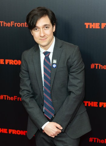 MUSEUM OF MODERN ART, NEW YORK, UNITED STATES - 2018/10/30: Josh Brener attends premiere The Front R...
