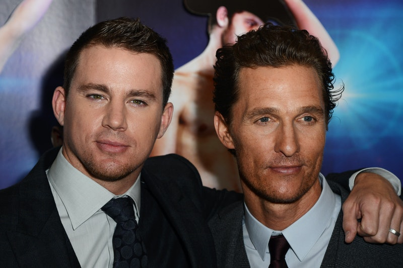 Magic Mike is one of the 15 sexiest movies on HBO and HBO Max that you should watch now. (Photo by Dave J Hogan/Getty Images)