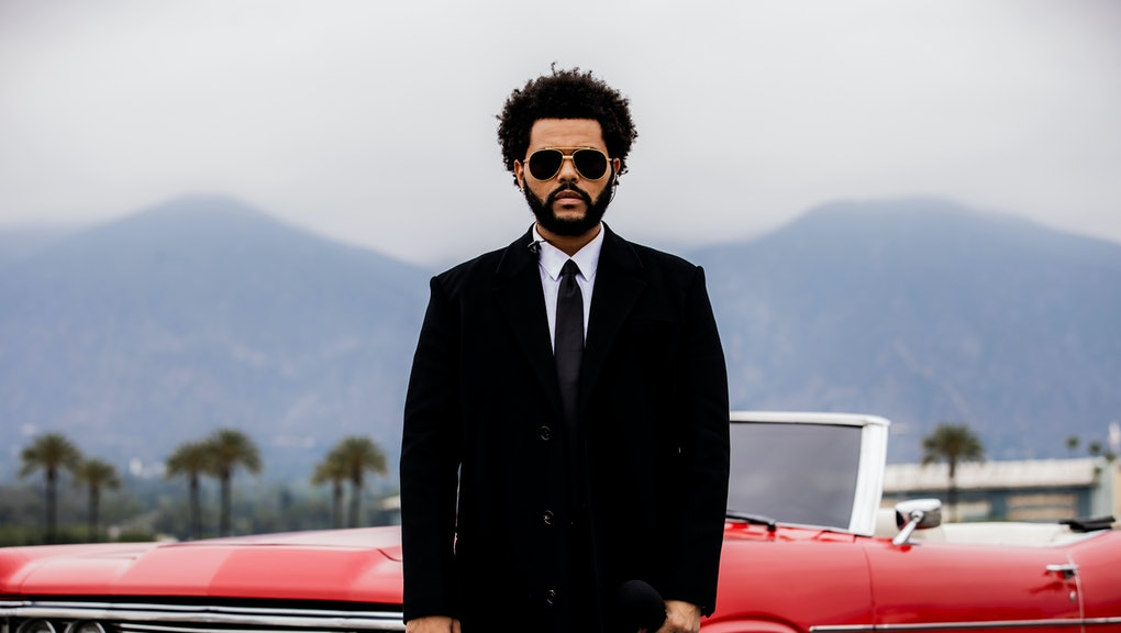 LOS ANGELES, CALIFORNIA - MAY 23: In this image released on May 23, The Weeknd performs for the 2021...
