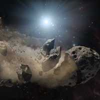 """Moon-sized """"zombie"""" star challenges what we know about celestial evolution"""