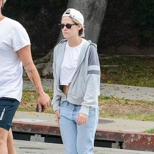 Kristen Stewart in Los Angeles, California in 2019.