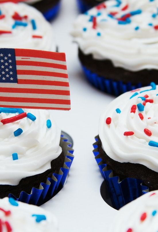 These red, white, and blue desserts are perfect to make for the 4th of July.