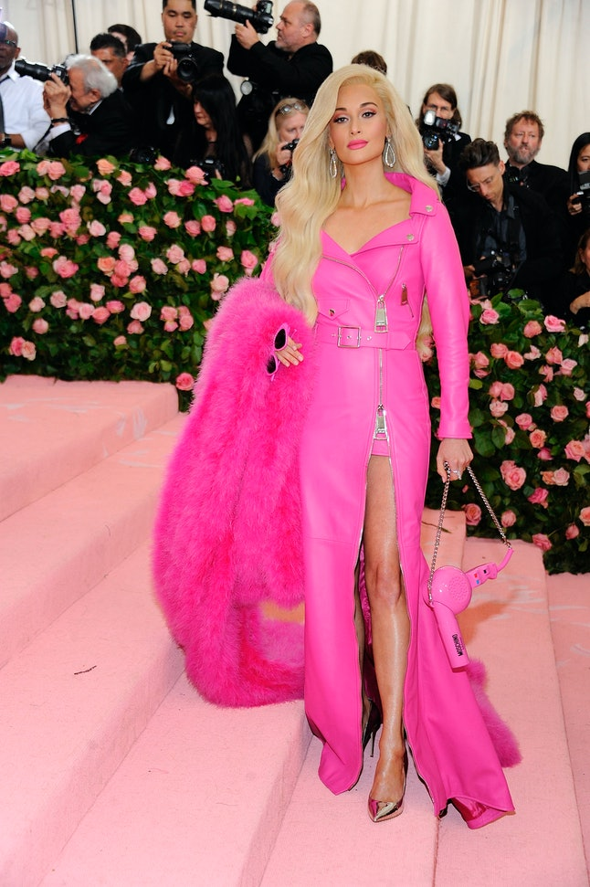 NEW YORK, NY - MAY 06:  Kacey Musgraves  attends The 2019 Met Gala Celebrating Camp: Notes On Fashio...