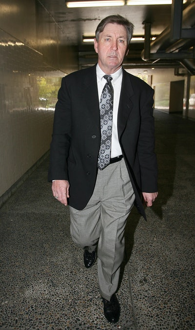 Britney Spears' father, Jamie Spears leaves the Los Angeles County Superior courthouse on March 10, ...