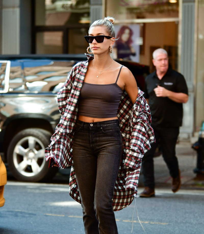"""Discover the """"ugly"""" fashion trends that Hailey Bieber wears on repeat — and find out how you can get the look."""