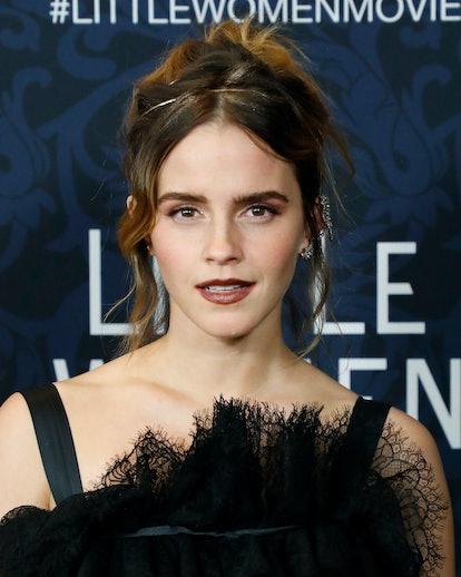 Tom Felton's response to Emma Watson dating rumors is totally playful.