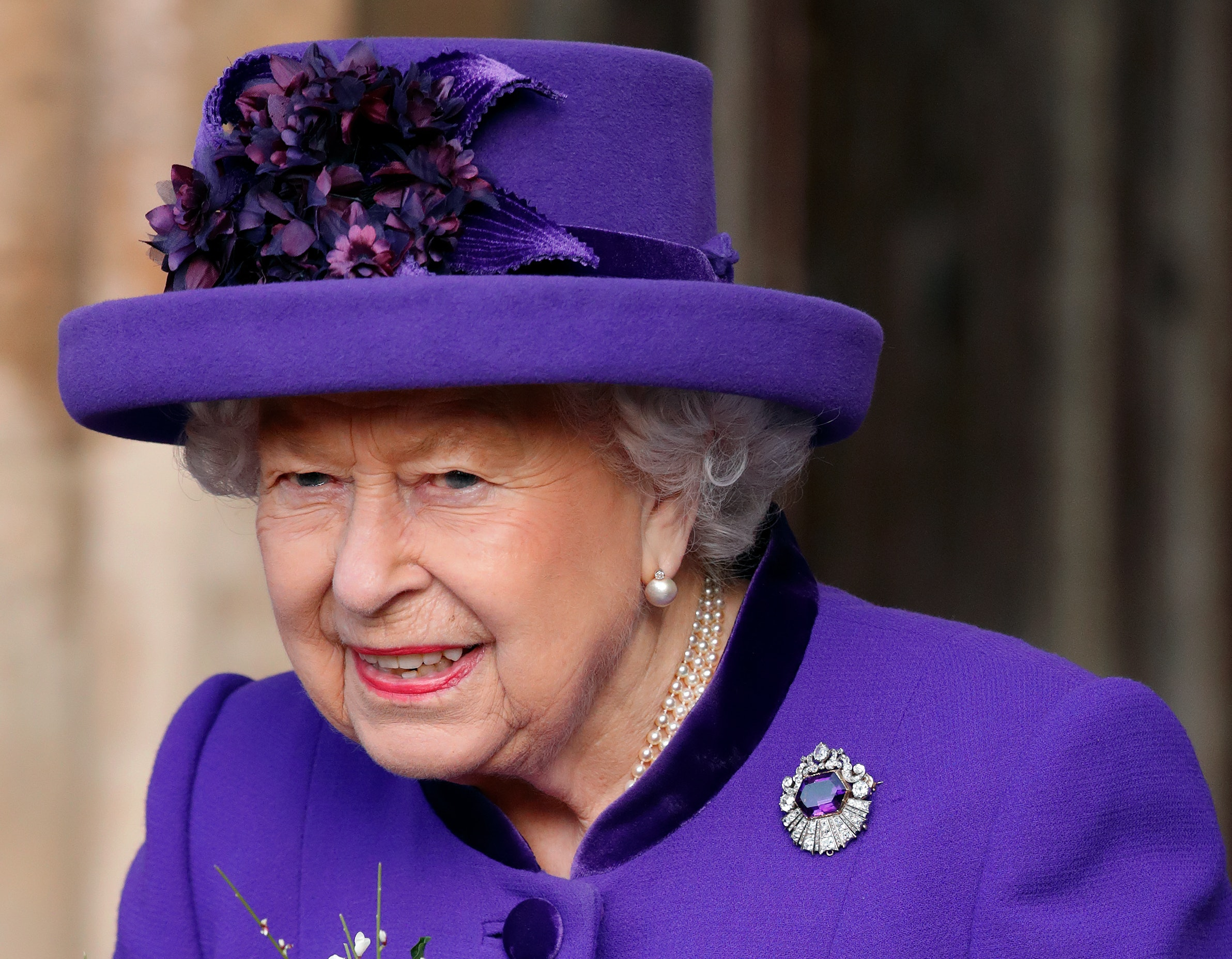 The Queen Spoke Out After Prince Harry & Meghan Markle Welcomed Lilibet