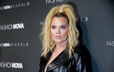 Khloé Kardashian responds to comments about her less-than-eco-conscious habits.