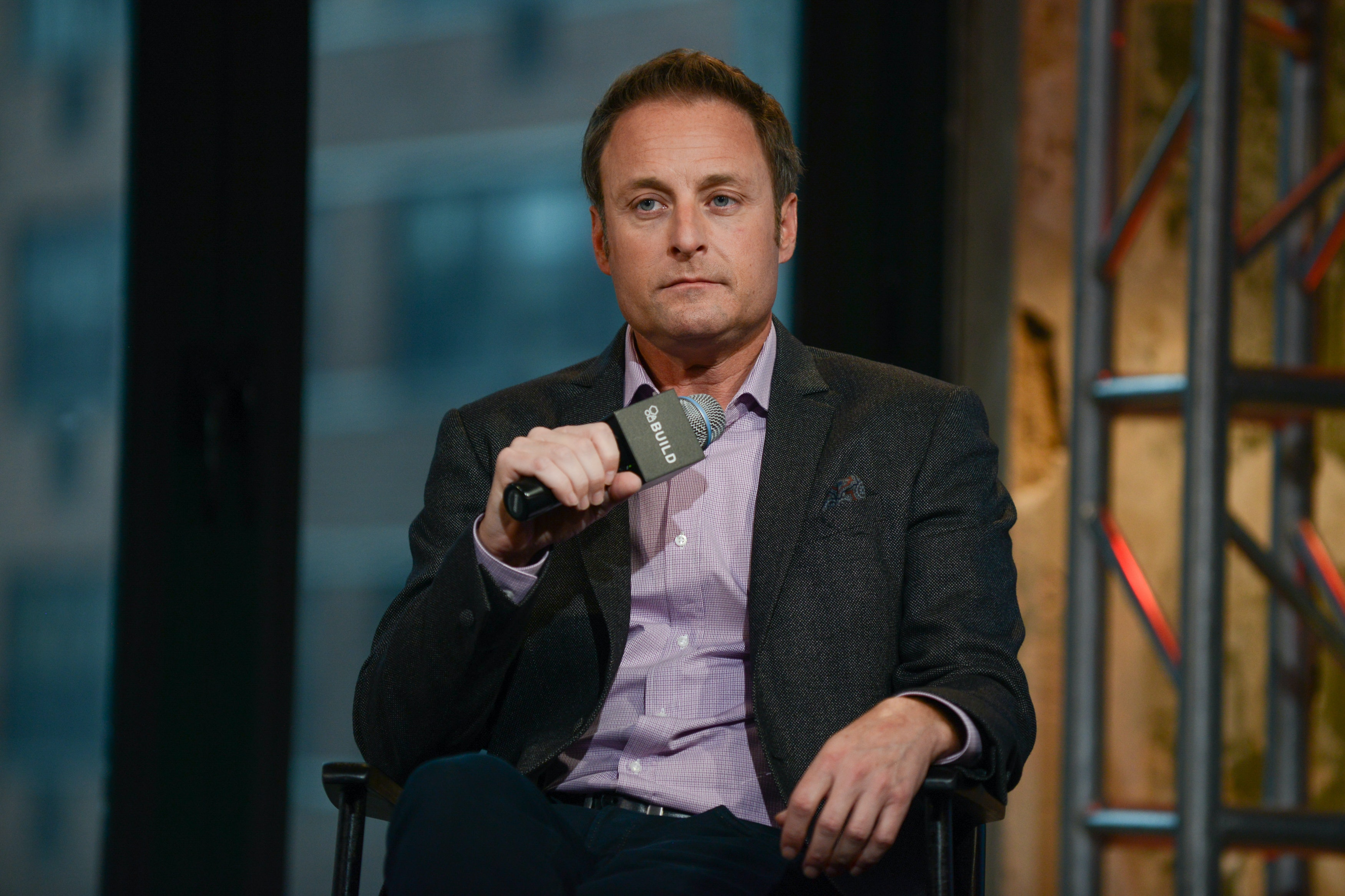 Chris Harrison Is Reportedly Leaving 'The Bachelor' For Good