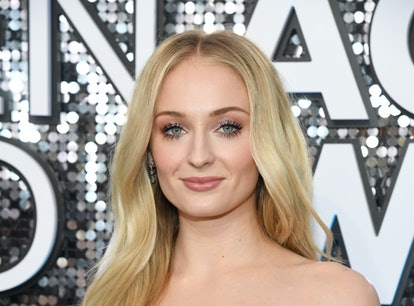 LOS ANGELES, CALIFORNIA - JANUARY 19: Sophie Turner attends the 26th Annual Screen ActorsGuild Awar...