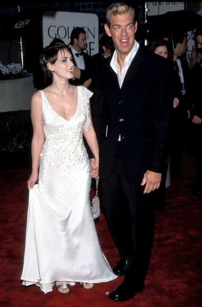 Winona Ryder at the 1999 Golden Globes.