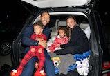Chrissy Teigen made a quiet return to social media for daughter Luna.