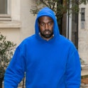 PARIS, FRANCE - MARCH 02: Kanye West is seen on March 02, 2020 in Paris, France. (Photo by Marc Piasecki/GC Images)