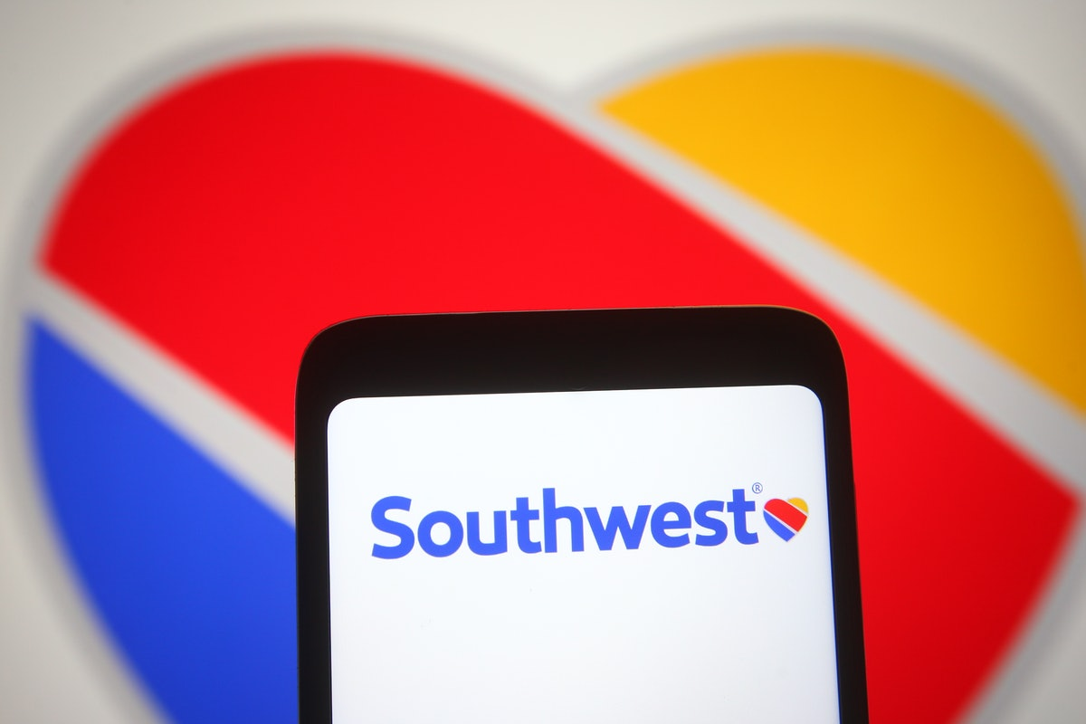 You can enter Southwest Airlines' 50th anniversary sweepstakes from now until June 18.