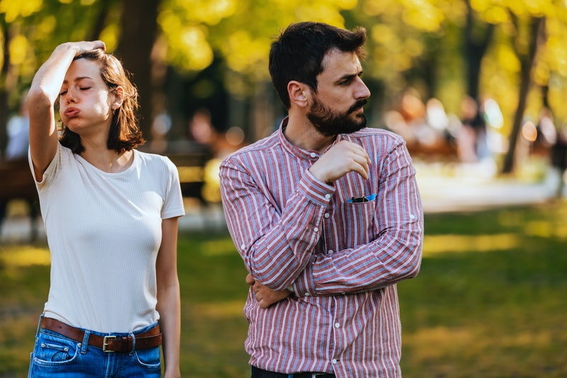 If you're fighting with boyfriend over fidelity or your future, it may be time to break up.