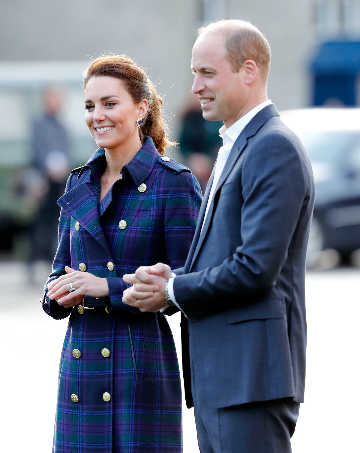 Kate and Will's body language has evolved over the last few years.