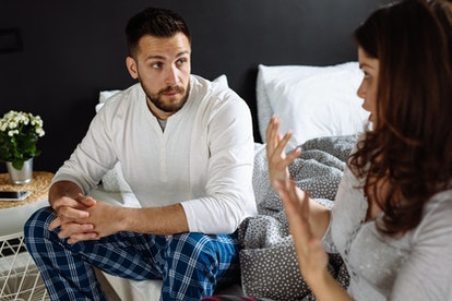 Is it normal to fight every day in a relationship? Experts say it depends what you're fighting about.