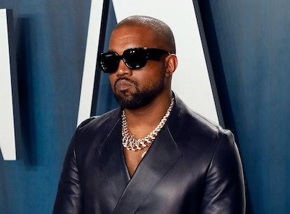 Kanye West may be dating Irina Shayk.