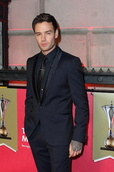 LONDON, UNITED KINGDOM - FEBRUARY 6, 2020 - Liam Payne arrives at The Sun Military Awards 2020 at Ba...