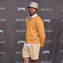LOS ANGELES, CALIFORNIA - NOVEMBER 02: Tyler, the Creator attends the 2019 LACMA Art + Film Gala Presented By Gucci on November 02, 2019 in Los Angeles, California. (Photo by Axelle/Bauer-Griffin/FilmMagic)