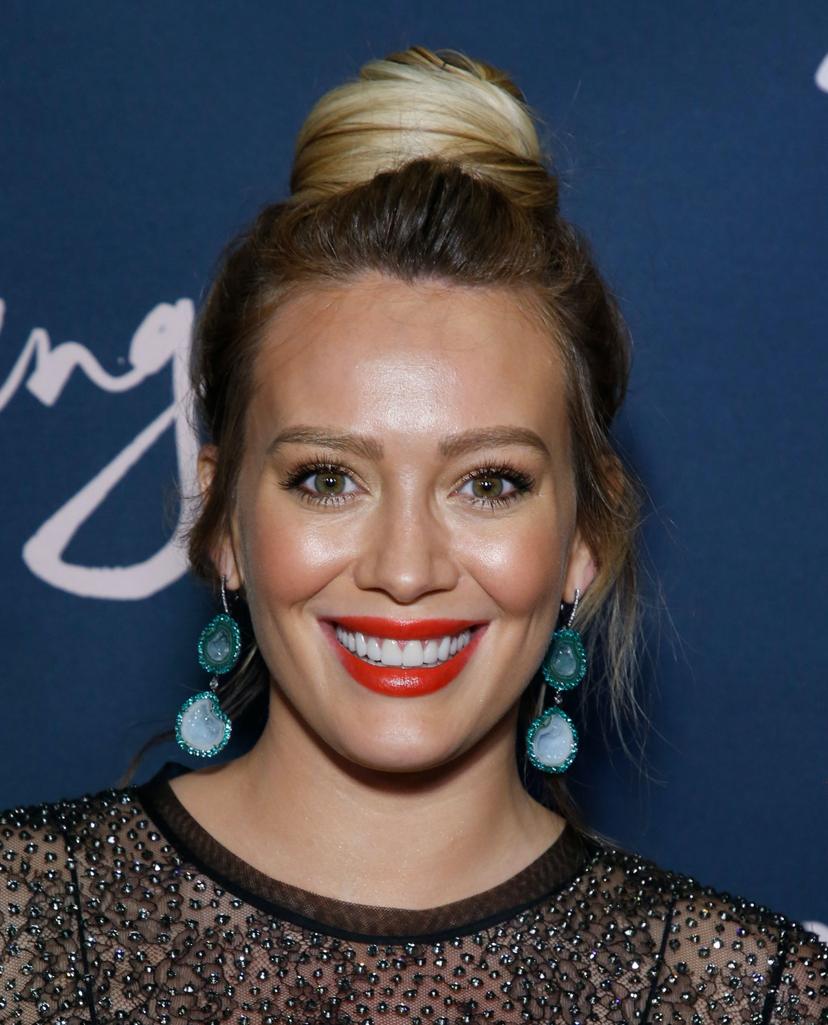 """BROOKLYN, NY - JUNE 04:  Hilary Duff attends """"Younger"""" season 5 premiere party at Cecconi's Dumbo on..."""