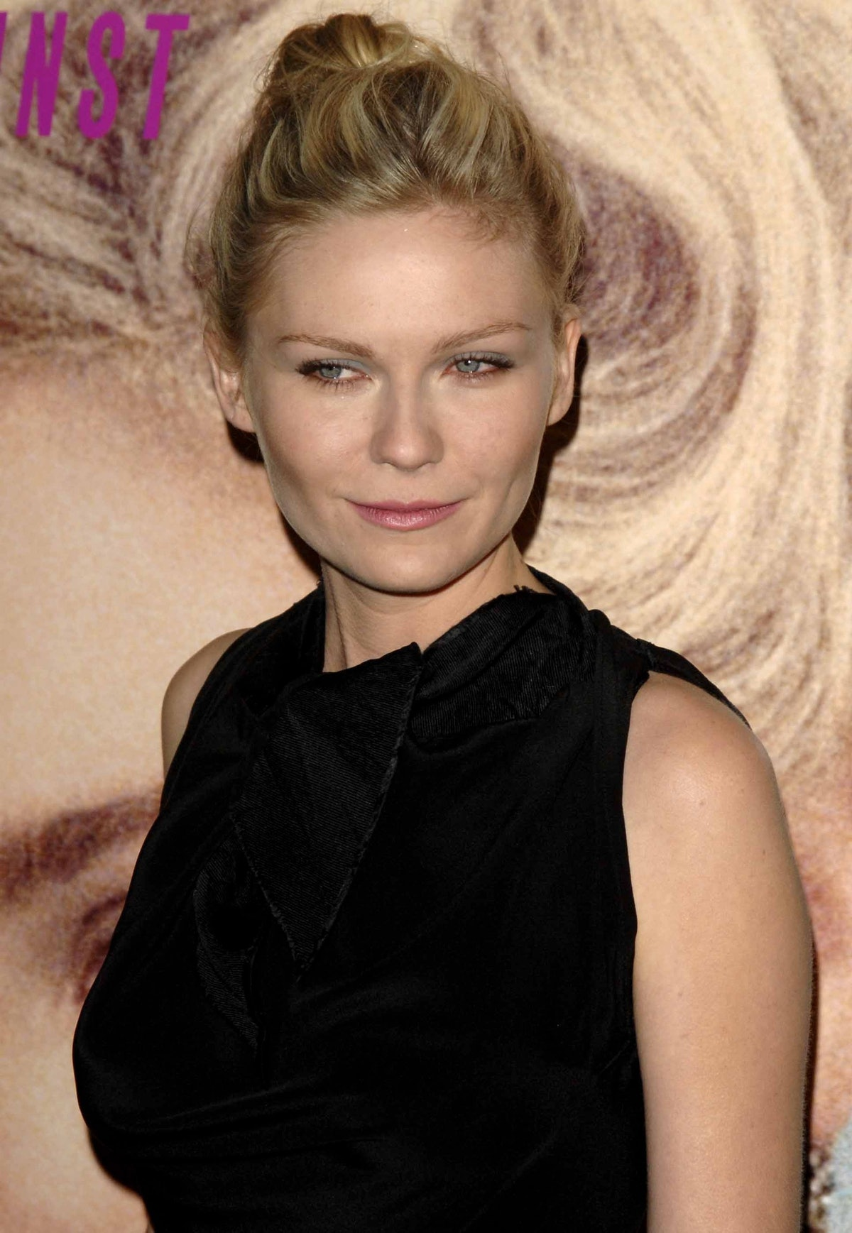 "Kirsten Dunst arrives to the New York Film Festival Screening of ""Marie Antoinette"" held at Alice Tu..."