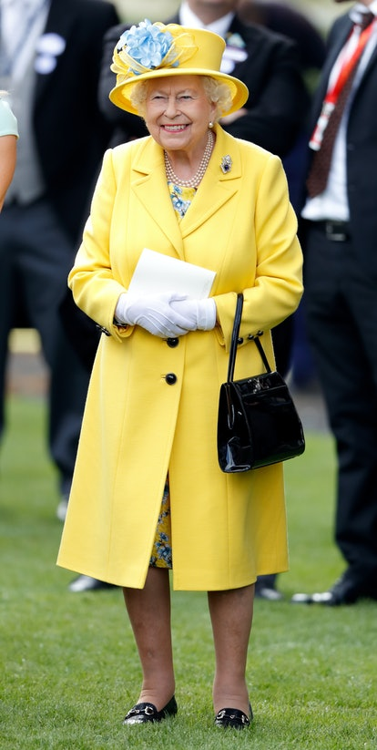 Queen Elizabeth's fashion transformation over the years is rooted in her evolving approach to color.